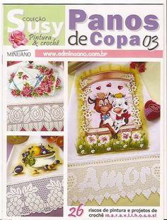 SUSY panos de copa n3 - M Andrade - Picasa Web Albums.. FREE BOOK!