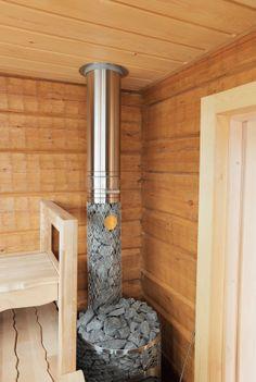 Iki, kiuas, härmä, hormi, sauna, bastu, skorsten, chimney, piippu