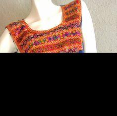 Indigo wax dyed Dress von MiriamStrehlau auf Etsy