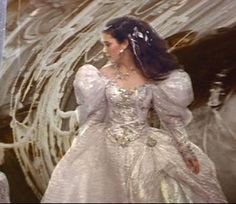 Labyrinth costumes movie - Sarah Ball Gown