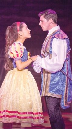 Ariana as Snow White ♡ @Apartoftheluvs