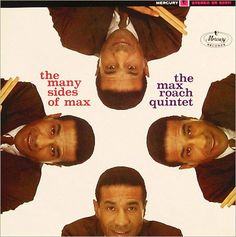 didierleclair:   MAXIMUM MAX!  Max Roach, jazz...
