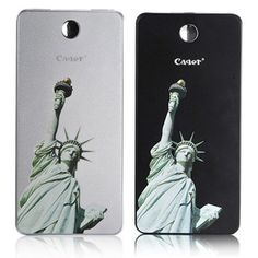 Cager T08 8000mAh External Battery Power Bank For iPhone Tablet