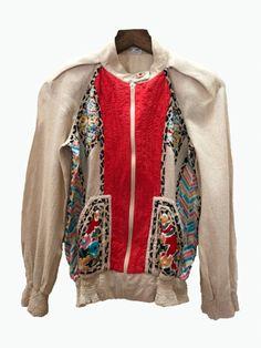 4e7190e9d3c76 VINTAGE Koos Van Den Akker Jacket SIZE XS Authentic