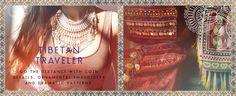 Tibetan Traveler - Accessories for Women at Free People