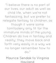 RIP Maurice Sendak