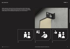 signage (Copernicus Science Center Wayfinding by Mamastudio)
