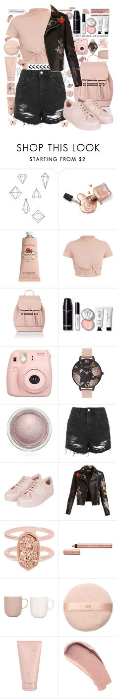 """Untitled #338"" by anna-nedelcheva ❤ liked on Polyvore featuring Umbra, Crabtree & Evelyn, Accessorize, Bobbi Brown Cosmetics, Fujifilm, Olivia Burton, MAC Cosmetics, Topshop, Bagatelle and Kendra Scott"
