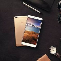 Xiaomi Mi Max with enormous 6.44-inch display, 4850mAh battery launched in India starting at Rs. 14999 #Android #TechDroid #Technology #Smartphone #Xiaomi