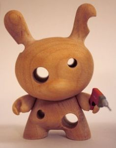 Dunny 2009 Series: Travis Cain (chase)