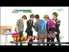 [ENG] Weekly Idol with SHINee 2 - part1