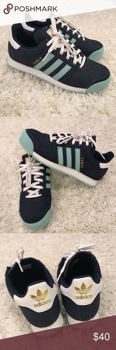 Adidas Samoa sneakers Adidas Samoa Sneakers. Size 5 1/2. Worn twice. adidas Shoes Sneakers