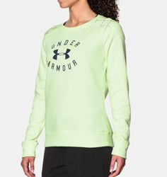Shop Under Armour for Women's UA Established Crew in our Womens Tops department.  Free shipping is available in MX.