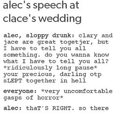 """I constantly get remembered of Alec saying"""" what's wrong with you straight people?!)"""