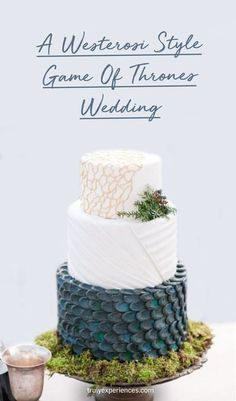 How to Throw a Westerosi Style Game of Thrones Wedding