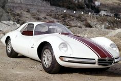 Alfa Romeo, Giulia 1600 TZ2, Coupé