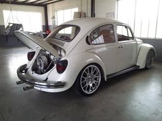 VW Bug looking like a million bucks