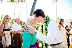 Photography: Blenda Montoro Photography - blendamontoro.com  Read More: http://www.stylemepretty.com/destination-weddings/2014/02/04/private-estate-wedding-in-mahaulepu-kauai/