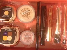 Bareminerals glamour now July tsv from qvc