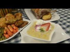 Laci bácsi konyhája - Pünkösdi menü Meat, Chicken, Youtube, Food, Essen, Meals, Youtubers, Yemek, Youtube Movies