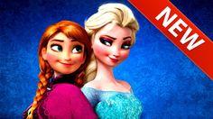 Anna frozen game Cartoon game Princess Elsa frozen disney world