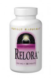 #8 Relora 250mg 90 tabs from Source Naturals. Relora is used to reduce how often you crave sweets. Relora suppresses your appetite and helps you lose weight, while also reducing the aging process. Relora has many different benefits all packed into one tiny supplement. It can even improve your sleep habits and decrease the amount of anxiety you experience on a day-to-day basis.
