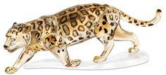 Swarovski Jaguar Figurine, Crystal Golden Shine Swarovski http://www.amazon.com/dp/B00825ZDRK/ref=cm_sw_r_pi_dp_3ERrwb13GZ790