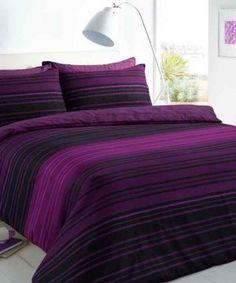Designer Bedding Sets On Sale Duvet Cover Sale, Bed Cover Sets, Black Duvet Cover, Bed Duvet Covers, Purple Bedding Sets, King Bedding Sets, White Bedding, Linen Bedding, Bed Linens