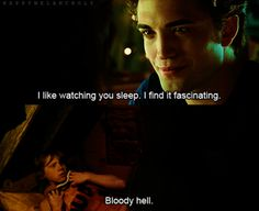 Watching you sleep :D - harry-potter-vs-twilight Photo