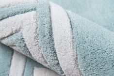 Momeni Bliss x Mint Area Rug Rugs For Less, Border Rugs, 5x7 Rugs, Modern Area Rugs, Accent Rugs, Rug Making, Colorful Rugs, Mint Green, Soft Fabrics