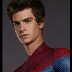 spiderman also known as Andrew Garfield :)