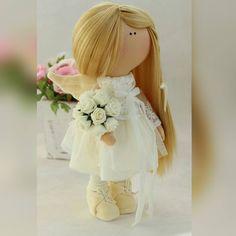 «Ангелочек в наличии #куклыручнойработы#куклаизткани#интерьернаяигрушка#игрушкисдушой»