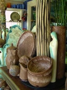 McCarty Pottery, Merigold, Mississippi...this pottery is something to view....mag