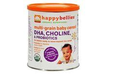 Happy Baby Happy Bellies Dha Pre And Probiotics Plus Choline Organic Multigrain Cereal - Case Of 6 - 7 Oz  #su #vitamin #eco #e #organi $28.36 #organic #natural #ecofriendly #sustainaable #sustainthefuture