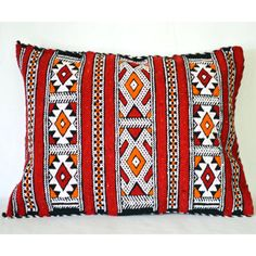 Shop for Moroccan Berber Kilim Pillow Cover (Morocco). Get free delivery at Overstock.com - Your Online Home Decor Store! Get 5% in rewards with Club O!