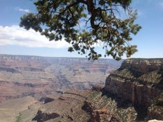 The Grand Canyon in April