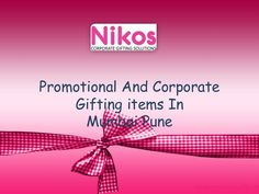 Watch out our latest Video on Corporate Gifts