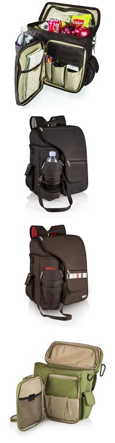 """Picnic Time """"Turismo"""" Backpack Cooler (3 Colors)"""