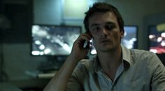 Rupert Friend from Homeland, great actor and handsome man! Homeland Show, Homeland Season 2, Peter Quinn Homeland, Spy Shows, Rupert Friend, Special Ops, Obi Wan, Movies To Watch, Favorite Tv Shows