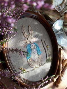 Potter, Rabbit, Decorative Plates, Blog, Home Decor, Bunny, Room Decor, Rabbits, Blogging, Home Interior Design