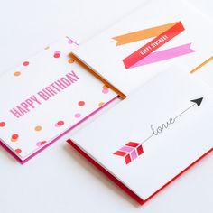 Pei Design   The Ladies Cards 6 Pack