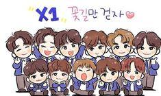 Cry Baby Song, Mini Library, Fan Art, Flower Boys, Kpop Fanart, Photo Wallpaper, My Sunshine, Mini Albums, Boy Groups