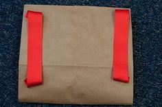 Paper Bag Backpack Instructions