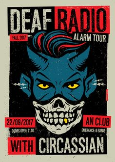 Various Posters on Behance Rock Posters, Band Posters, Concert Posters, Modern Posters, Event Posters, Movie Posters, Arte Punk, Punk Poster, Gig Poster