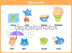 صورة من http://st2.depositphotos.com/2648213/5880/v/950/dep_58807077-Opposite-word-for-preschool.jpg.