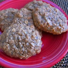10 Healthy Peanut Butter Recipes  Peanut Butter and Oatmeal Cookies