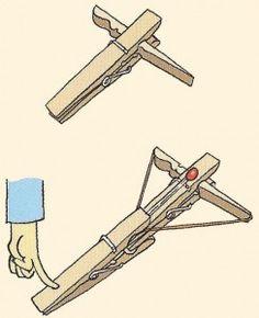 kruisboog van knijpers