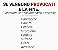 """Mi piace"": 393, commenti: 5 - OROSCOPO NAPOLETANO (@oroscoponapoletano) su Instagram: ""#oroscopo #napoletano"" Leo Horoscope, Gemini, Zodiac Signs, Weird Clothes, Cancer, Gaia, Subaru, Words, Memes"