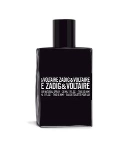 THIS IS HIM! 50ml fragrance, manly, wild and free, mixing spicy incense, grapefruit, black pepper and vanilla, associated with sandalwood as base note, the Zadig & Voltaire signature. Fragances can't be delivered in the following countries: Bulgaria, Cyprus, Estonia, French Guiana, Guadeloupe, Luthuania, Latvia, Martinique, Malta, French Polynesia, Reunion, Romania, Saudi Arabia, Slovenia, Slovakia, Switzerland, Ukraine, United Arab Emirates.