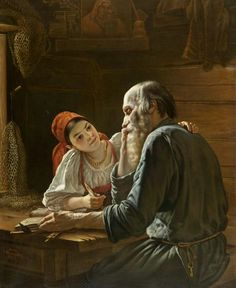 Rostislav Felitsin  Печальное известие  ( Чтение письма )